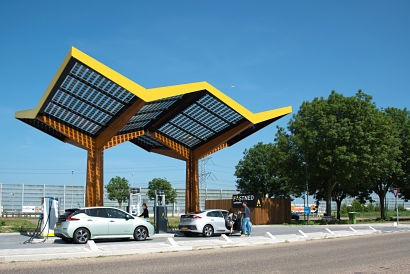 Fastned opens its 100th fast charging station