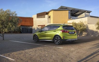 Ford launches hybrid version of the popular Ford Fiesta