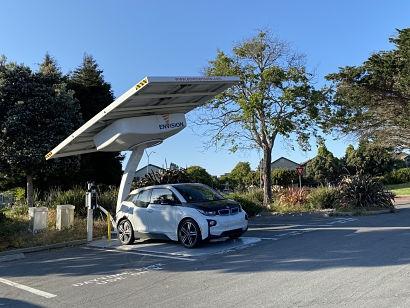 Envision Solar announces flood-proof EV ARC