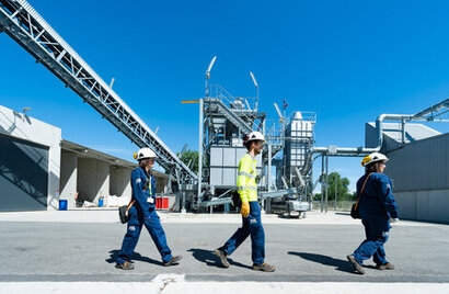 Engie produces renewable gas from solid non-recyclable waste