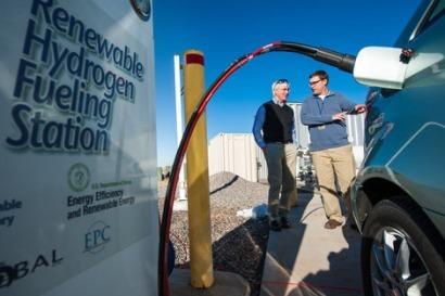 HyperSolar achieves breakthrough in hydrogen separation process
