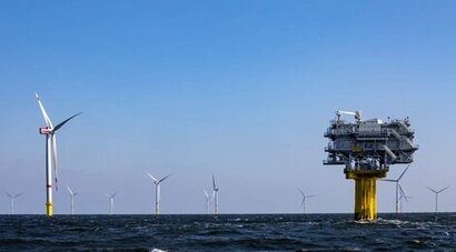 DEME Offshore awarded transport and installation contract for Hollandse Kust (noord) and (west Alpha) offshore substations