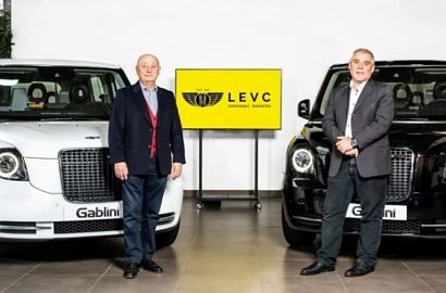LEVC appoints its first dealer in Hungary