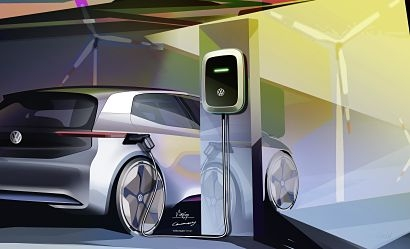 Volkswagen launches its first electric car concept – the Volkswagen ID.