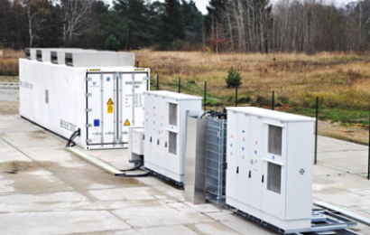 Welsh battery storage scheme begins commercial operation