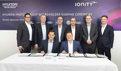 Hyundai Motor invests in Ionity to democratise high-power EV charging network