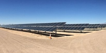 E.ON celebrates opening of first energy storage & solar project in North America