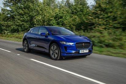 Jaguar I-PACE wins top motoring awards