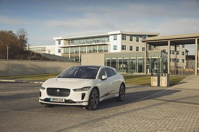 Jaguar Land Rover completes zero emissions tour to celebrate certification of its carbon neutral operations