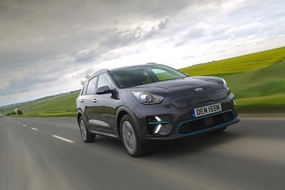 Kia e-Niro wins affordable electric car of the year at Auto Express New Car Awards 2019