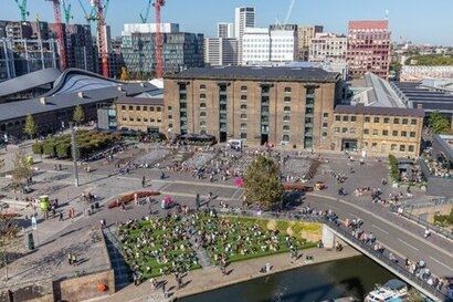 London King Cross inks green gas deal with Iona Capital