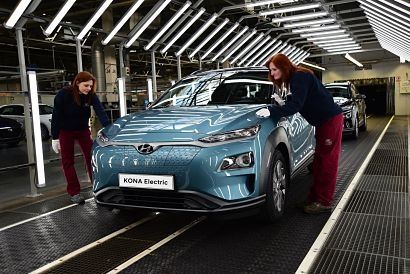 Hyundai slashes UK waiting times for Kona Electric