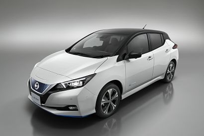 Nissan announces new LEAF models with higher output and longer range