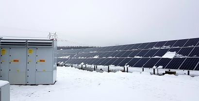 Fimer provides central inverter technology to Finland's Lemene project