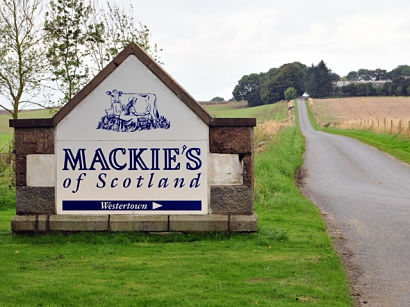 Mackies Ice Cream invest in £4 million low carbon refrigeration system