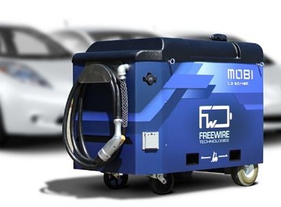 FreeWire Technologies raises $15 million Series A financing to support ultra-fast charging