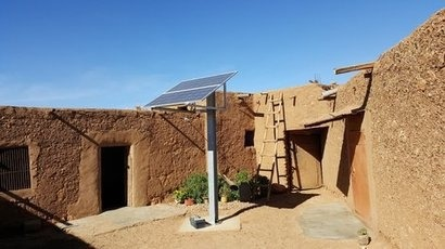 Masdar hits halfway milestone in Morocco electrification project