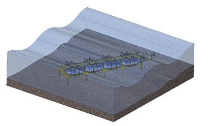 Enzen selects Bombora for Lanzarote wave energy farm