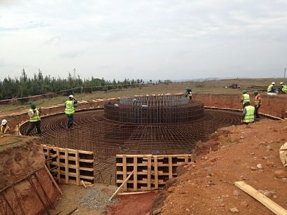 Tanzania's first ever wind farm nearing completion