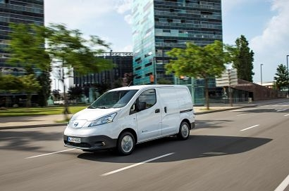 Nissan to supply EVs as official vehicle supplier to 2020 London Marathon