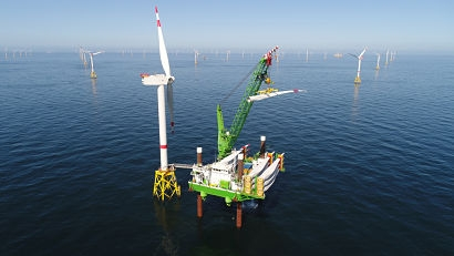 SABCA and DEME Offshore partner to deploy drone inspection services for offshore wind farms