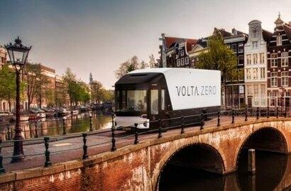 Volta Trucks introduces full-electric Volta Zero to the Netherlands