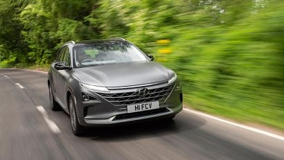 Hyundai Nexo Fuel Cell vehicle named as a 'game changer' at Autocar awards