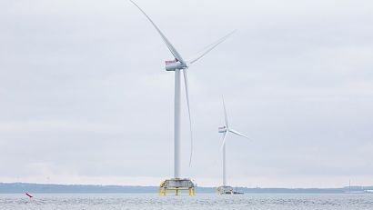 Siemens Gamesa's offshore wind power park Nissum Bredning receives project certificate by DNV GL