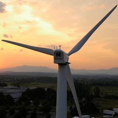 Northern Power partners with WEG to bring new wind turbine system to South America