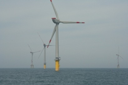 West of Duddon Sands generates first electricity