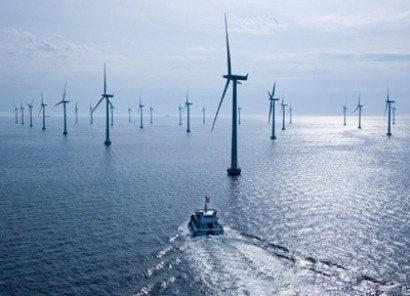 Global offshore wind power market to reach 40GW by 2020