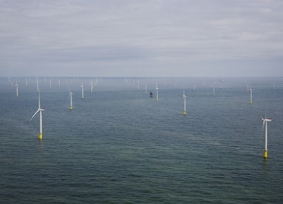 UK becoming world leader in offshore wind market