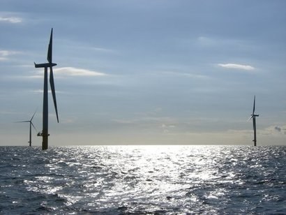 Estonian council approves new offshore wind farm project