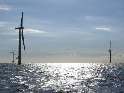 Hitachi develops new 5 MW offshore wind turbine
