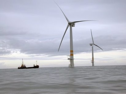Ignitis Group to develop offshore wind farms in Lithuania with Ocean Winds