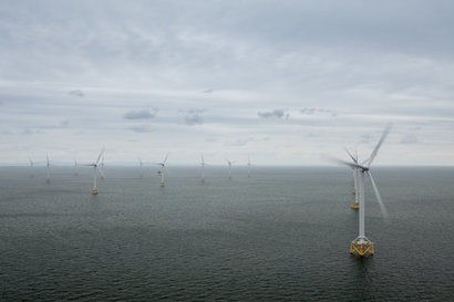 Vattenfall begins development of Norfolk's largest offshore wind farm