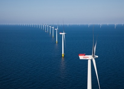 Cost of offshore wind falling fast according to new report