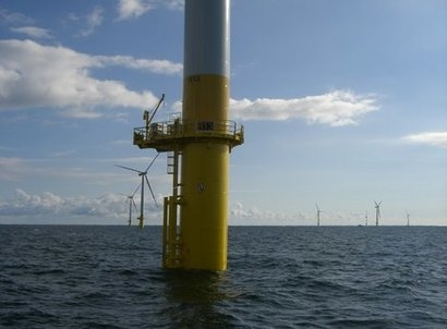 Siemens Gamesa wins service extension contract for Greater Gabbard offshore wind farm