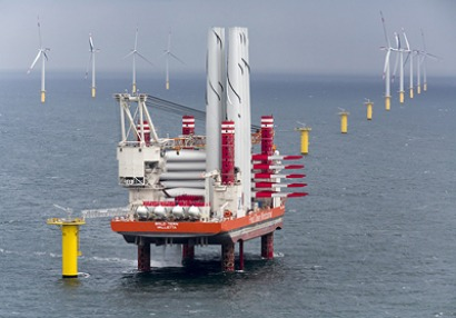 Europe added 1.5 GW of offshore wind in 2016 according to Wind Europe report