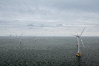 Vattenfall chooses Siemens Gamesa turbines for Danish offshore wind farm