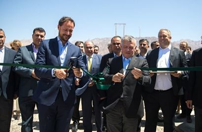 Sahara Forest Project will enable Jordanian production of clean energy