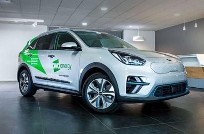 OVO Energy expands its fleet with 40 Kia e-Niro electric cars