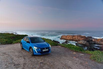 Peugeot e-208 wins Autocar 'Best Electric Car' award