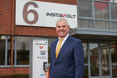 UK business park installs rapid charging points that charge in just 20 minutes