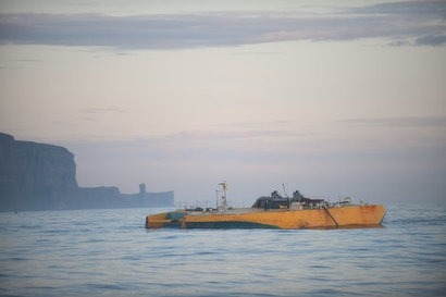 Wello Penguin wave energy converter successfully generates power for the national grid