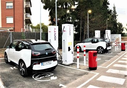 Ionity opens its first ultra-charging facility in Spain
