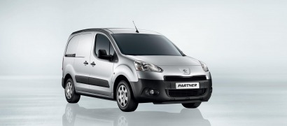 Peugeot launches new electric van
