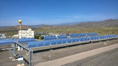 Power plants could cut a third of their emissions by using solar energy