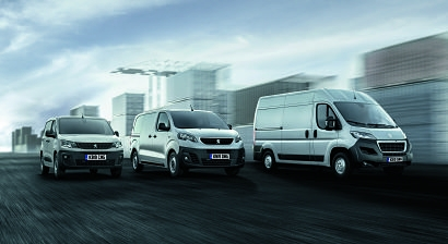 Groupe PSA implements electric offensive on light commercial vehicles