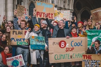 Concerned UK citizens to sue the British Government over climate change